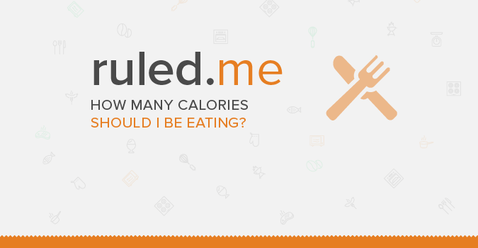 How Many Calories Should I Be Eating?