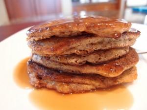 Keto Buckwheat Pancakes