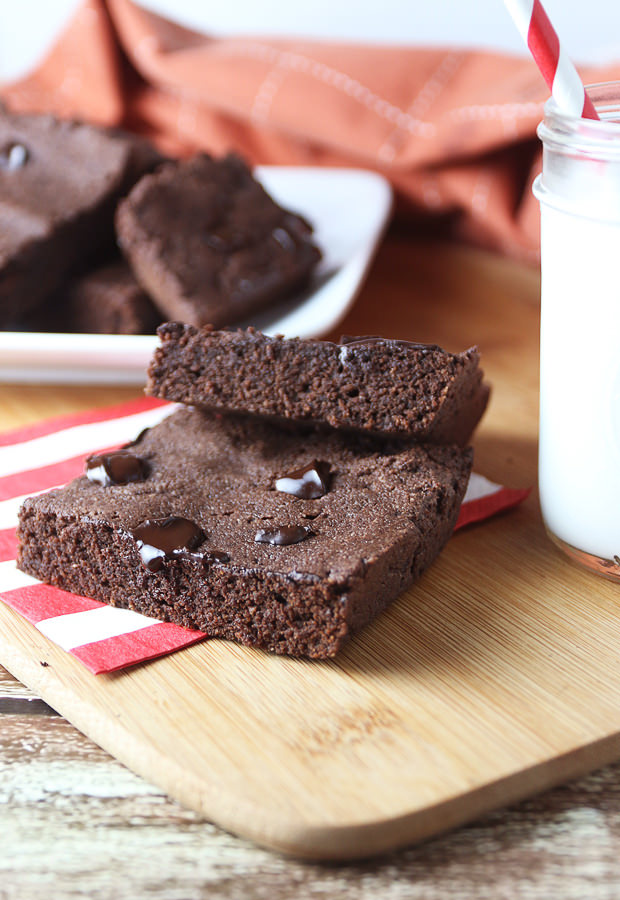 Come and get your perfect #lowcarb brownies! Shared via www.ruled.me/