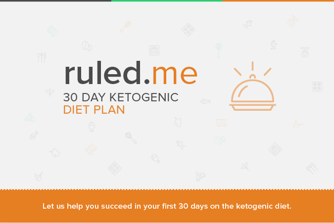 30 Day Ketogenic Diet Plan | Ruled Me