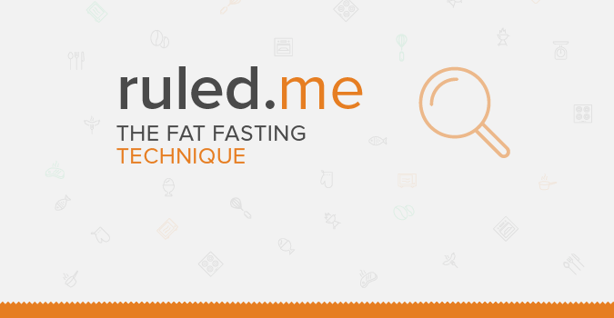 Using the Fat Fasting Technique