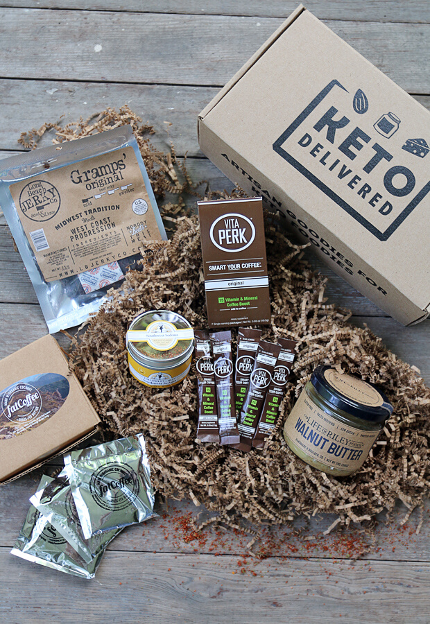 Keto Delivered: Artisan goodies for keto foodies! A ketogenic farmers market experience delivered right to your doorstep. http://www.ketodelivered.com