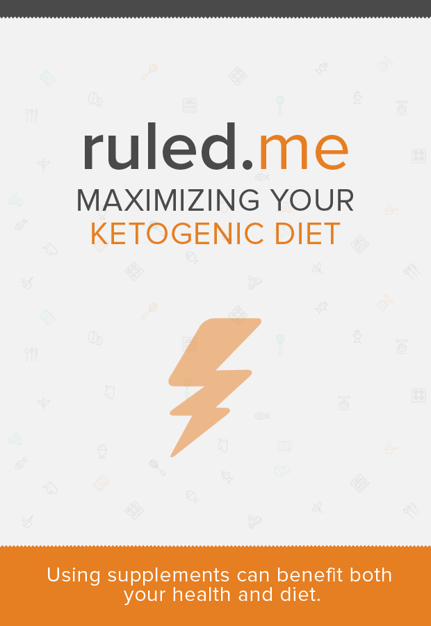 Learn how using supplements alongside a Ketogenic Diet have both health and medical benefits. Shared via http://www.ruled.me/