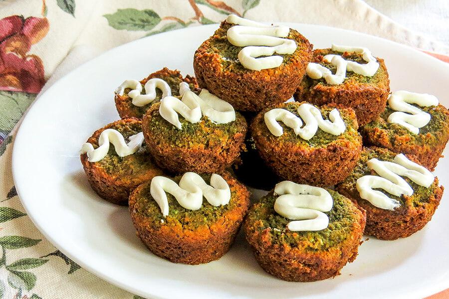 Mini Pumpkin Spice Muffins