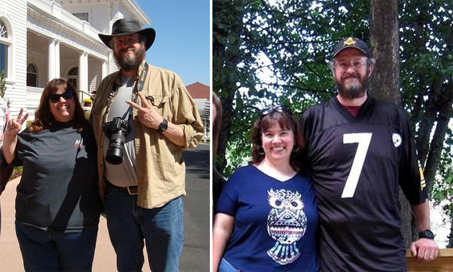 Carla Walker Lost 52 Lbs and Her Husband's A1C Is Now Normal!