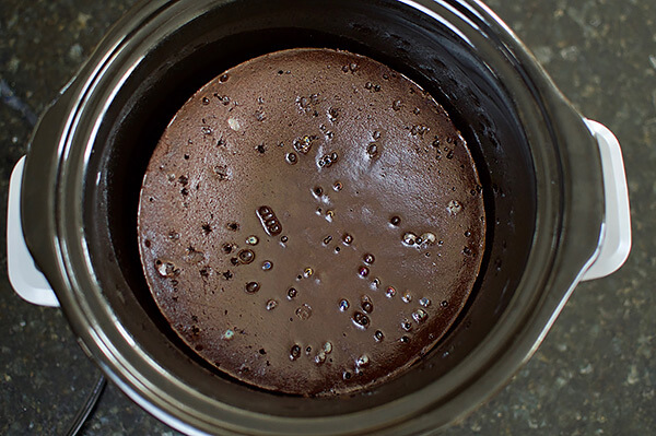 Slow-Cooker Mocha Pudding Cake | Ruled Me