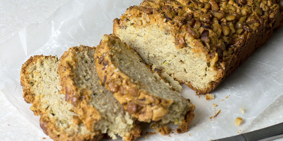 My Recipes Chocolate Zucchini Bread