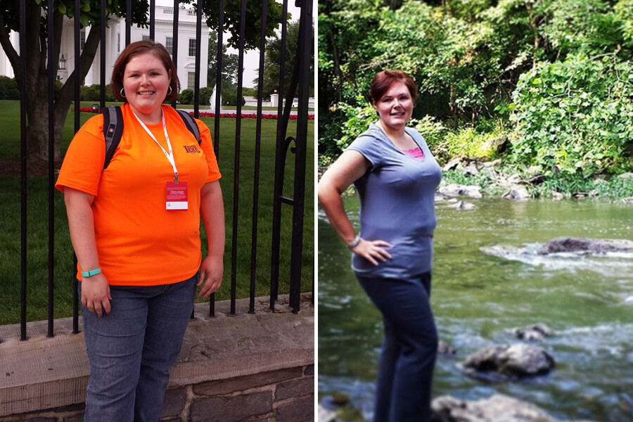 Jessica Lost 75 Pounds!