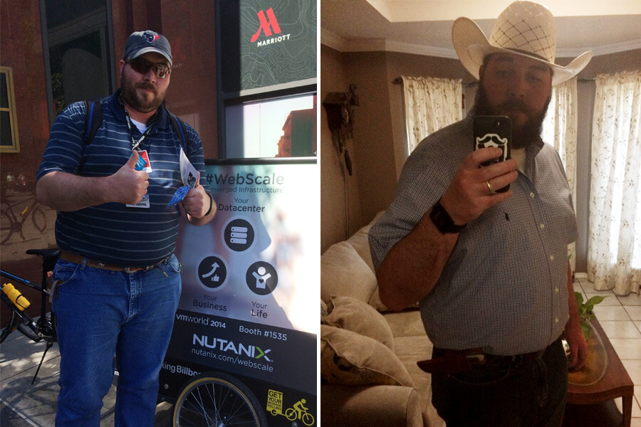 Mike Sheeran Lost 62 Lbs and Is Still Going