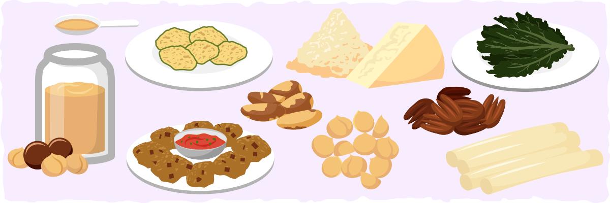 Almost Zero Carb Snack Options