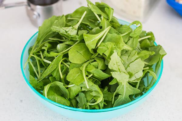 Arugula and Prosciutto Salad
