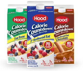 Calorie Countdown Low Carb Milk
