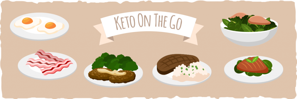 How to Stay on Keto When You Are On The Go