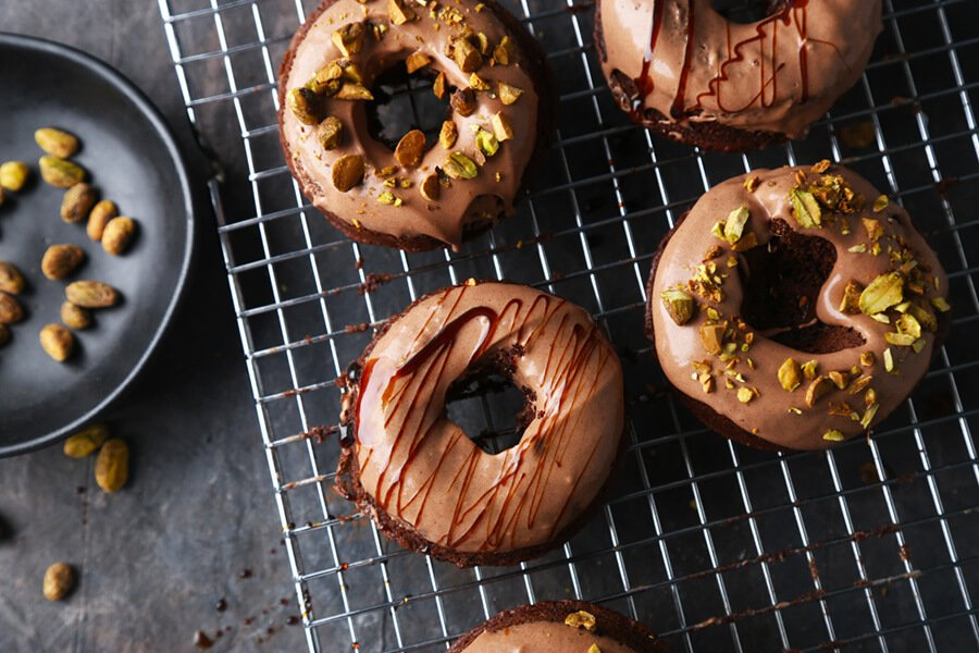 Keto Recipe: Delicious Chocolate Donuts