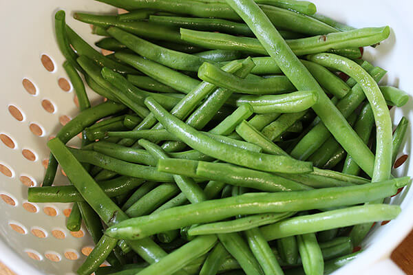 green beans on keto