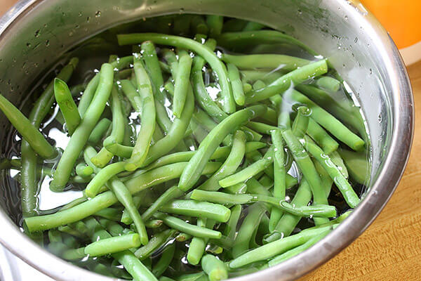 green beans keto friendly