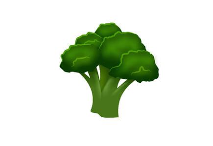 broccoli leafy green