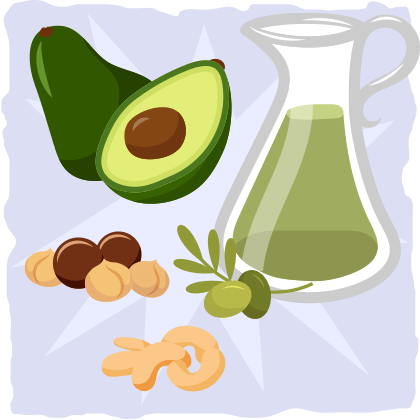 Monounsaturated Fats and Your Health
