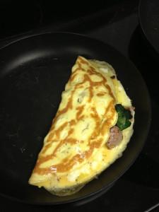 omlettefold