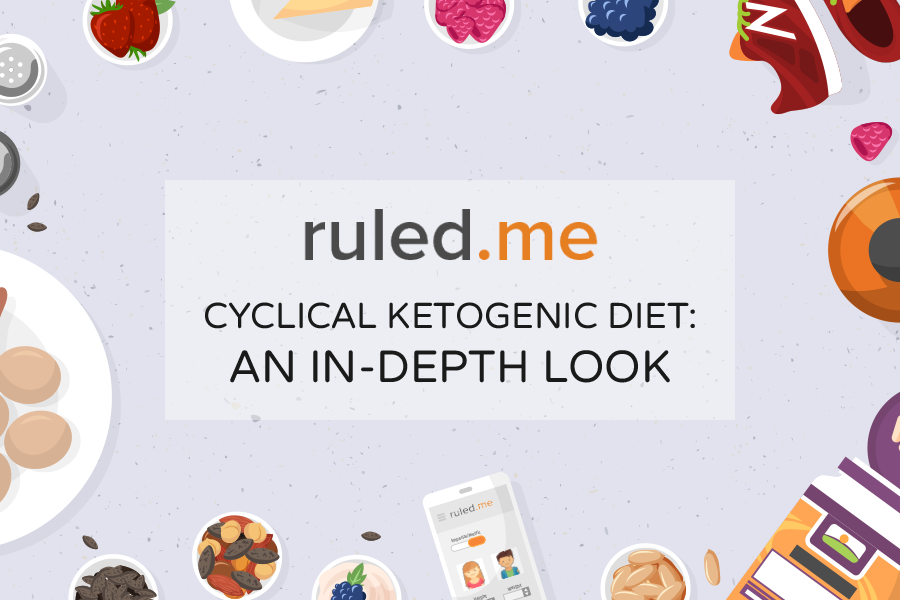 low protein cyclic ketogenic diet