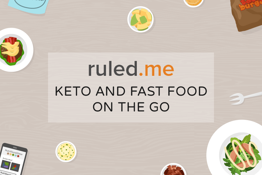 Keto Ruled Me Food List