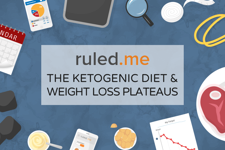 The Ketogenic Diet and Weight Loss Plateaus | Ruled Me