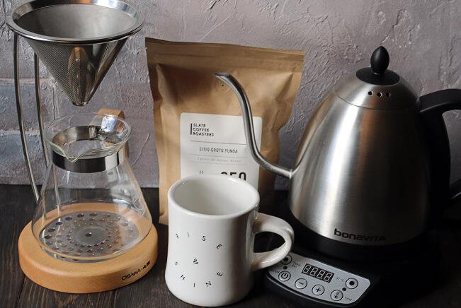 supplies to make keto coffee