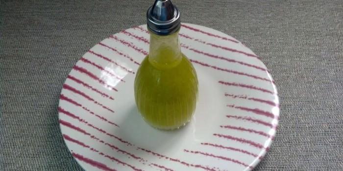 Easy Keto Honey Vinaigrette