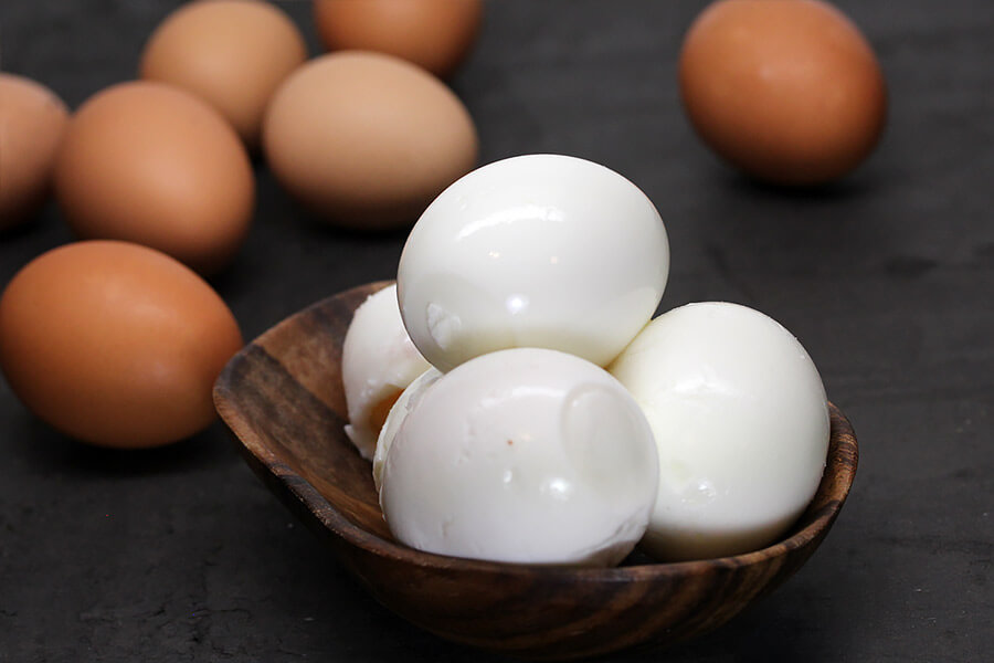 How to Hard Boil Farm Fresh Eggs