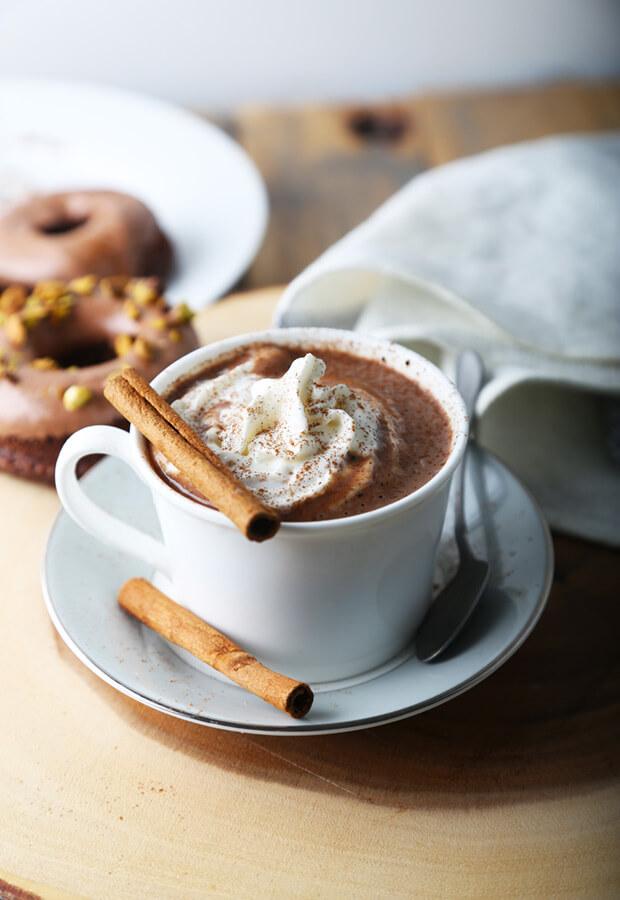 Creamy Keto Hot Cocoa