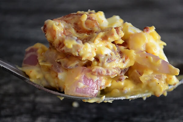 Tangy Egg Salad