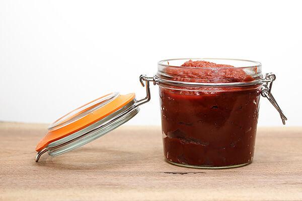 Homemade LC Ketchup