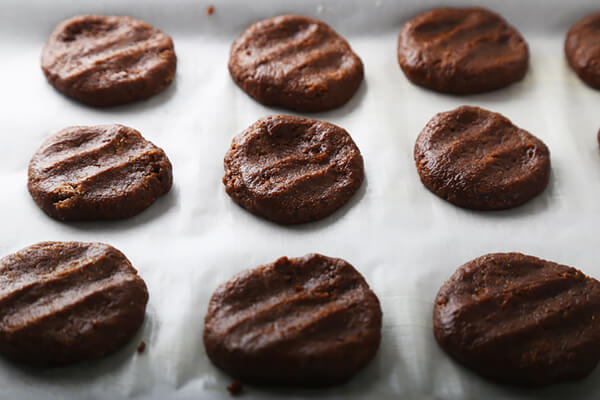 Low Carb Mexican Hot Chocolate Cookies