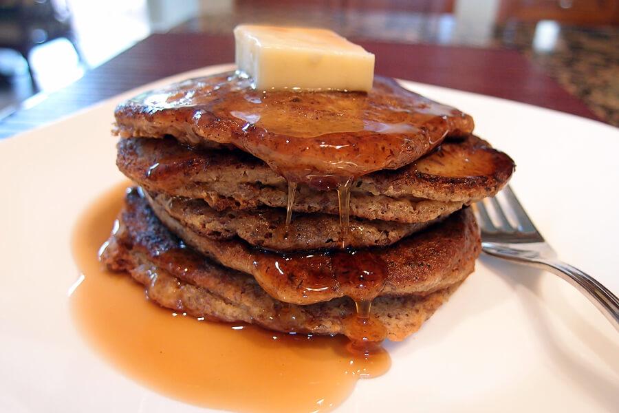 recipe: almond flour pancakes [19]