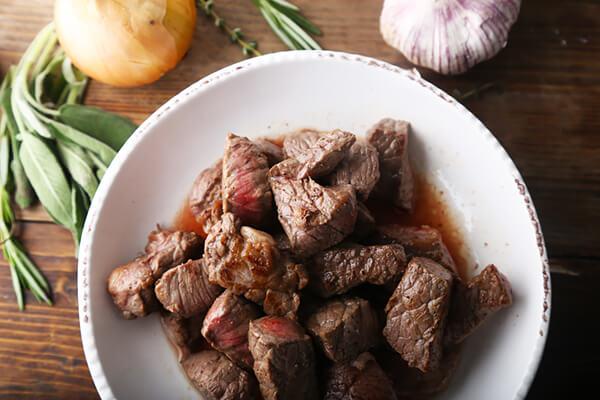 Cinnamon and Orange Beef Stew