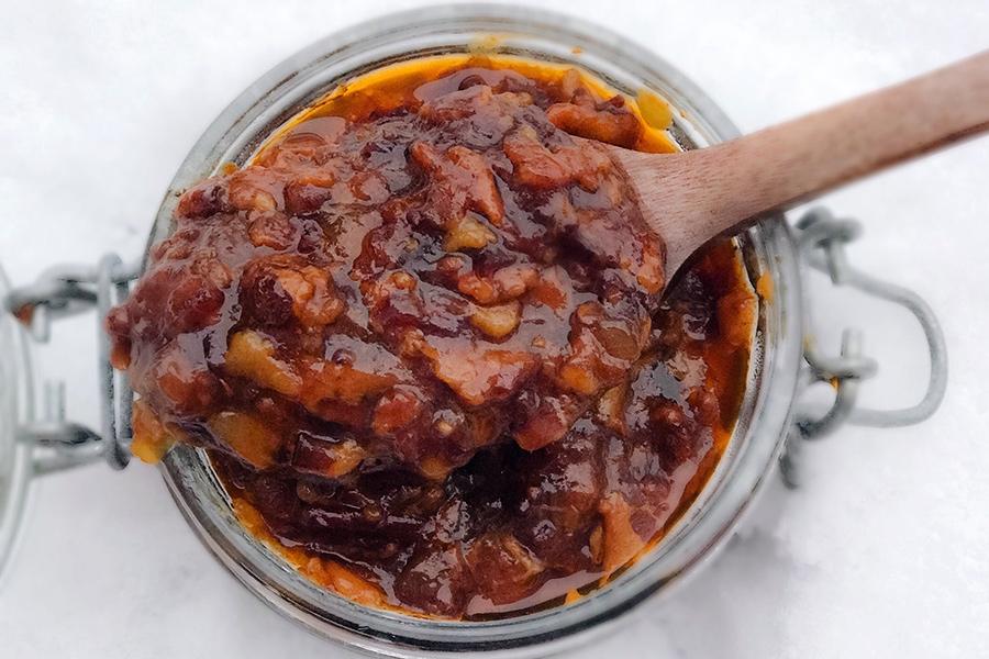 Keto Friendly Bacon Jam