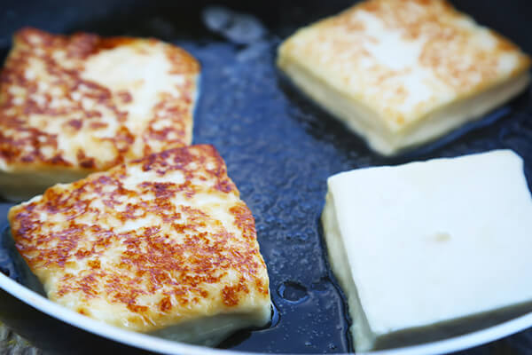 Fried Queso Fresco
