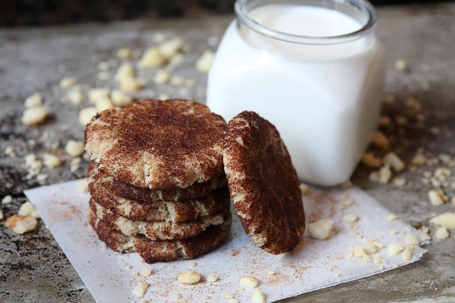 Keto Snickerdoodle Cookies | Ruled Me