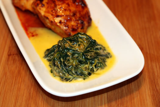 CheesyCreamedSpinach