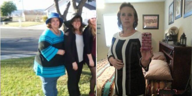 Kim's 140 Pound Transformation