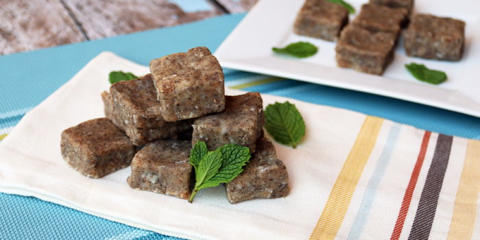 Almond Butter Chia Squares