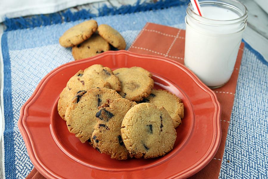 Keto Chocolate Chunk Cookies Ruled Me