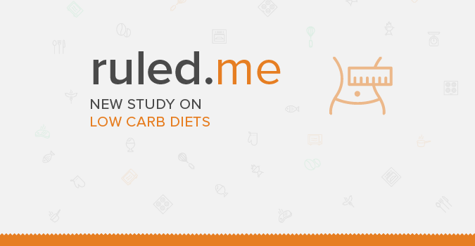 New Major Study on Low Carb Implications