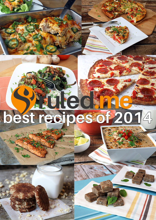 The Best #Keto Recipes of 2014 - All In One Place! Shared via www.ruled.me/