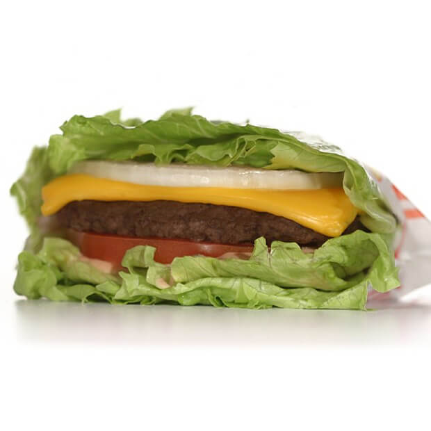In-n-Out Ketogenic Burger