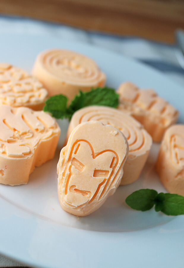 Some fantastic #keto #avengers themed Orange Creamsicle #FatBombs for #MemorialDay weekend! Shared via www.ruled.me/