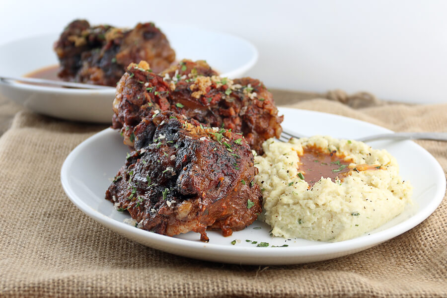 Keto Slow Cooker Braised Oxtails Ruled Me