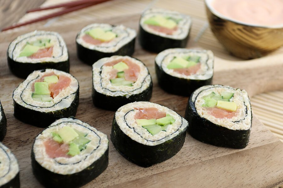 Keto Sushi By Ruled.me