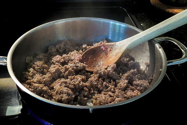 Keto Sausage Breakfast Casserole