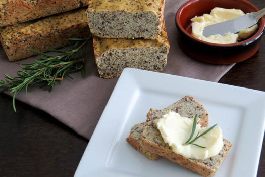 Click to see how to make the Keto Bread Loaves